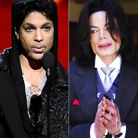 Prince - Michael Jackson