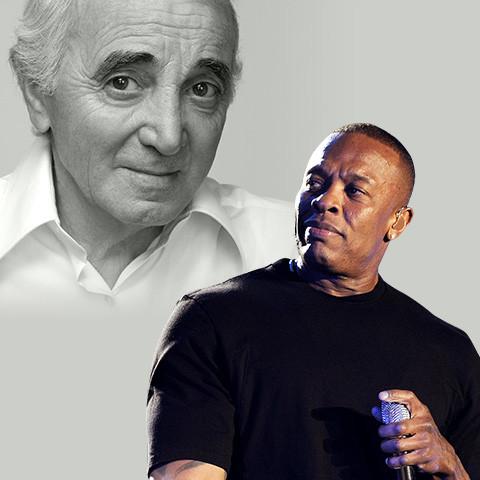 Dr. Dre - Charles Aznavour