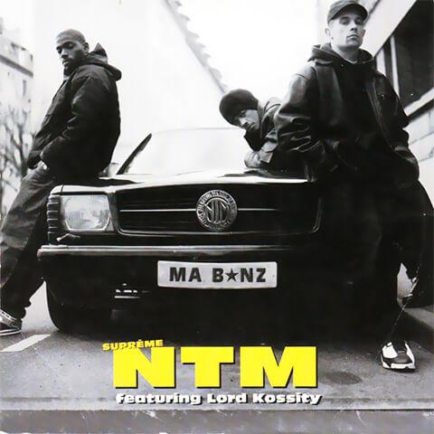Ma Benz de Suprême NTM