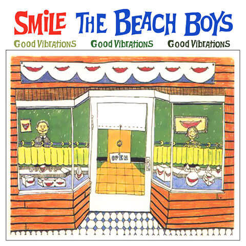 Smile des Beach Boys