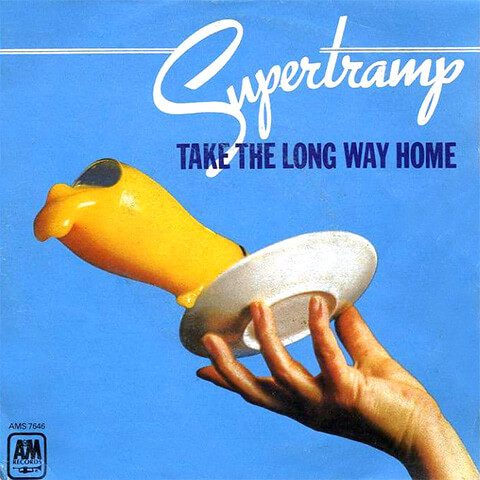 Pub Citroën : Take The Long Way Home de Supertramp