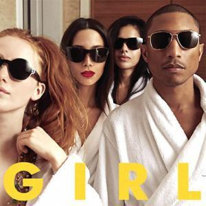 Pub Häagen-Dazs - Girl de Pharrell