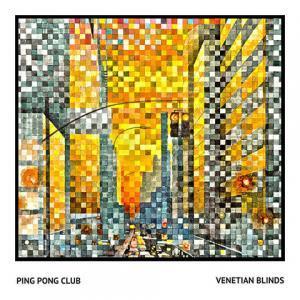 Ping Pong Club - Venetian Blinds