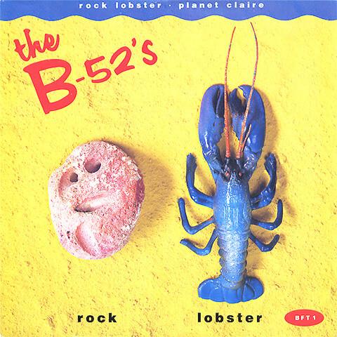 pub Orange - Rock Lobster de The B-52's