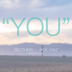 Pub Skechers : You de Brothers et Jack Diaz