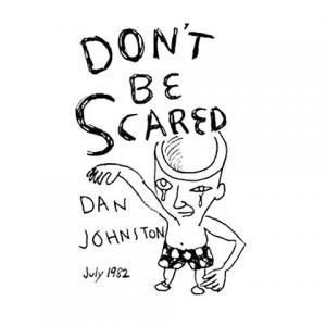pub Mac 2018 Apple - Don't Be Scared de Daniel Johnston