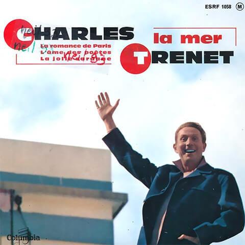 pub H&M - La Mer de Charles Trenet