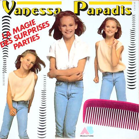 La Magie des Surprises Parties de Vanessa Paradis