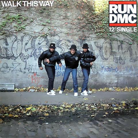 pub Dior Homme Sport - Walk This Way - Run-Dmc
