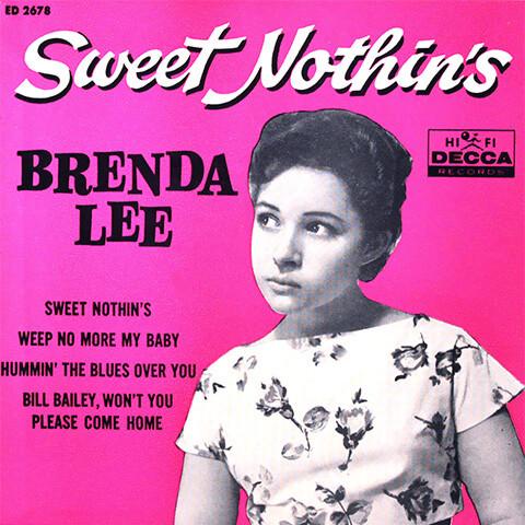 pub Meetic - Sweet Nothin's de Brenda Lee