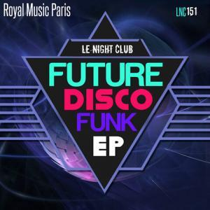 pub Renault Limited - Future Disco Funk EP de Royal Music Paris