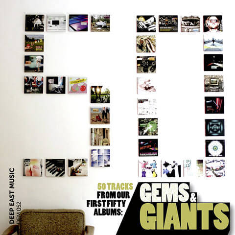 pub Amazon - Gems&Giants de Deep East Music