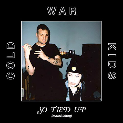 pub Yves Saint Laurent - So Tied Up de Cold War Kids feat. Bishop Briggs