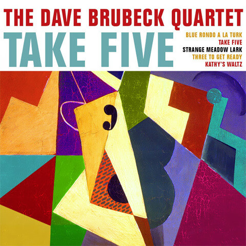 pub Seat Ateca - Take Five de The Dave Brubeck Quartet