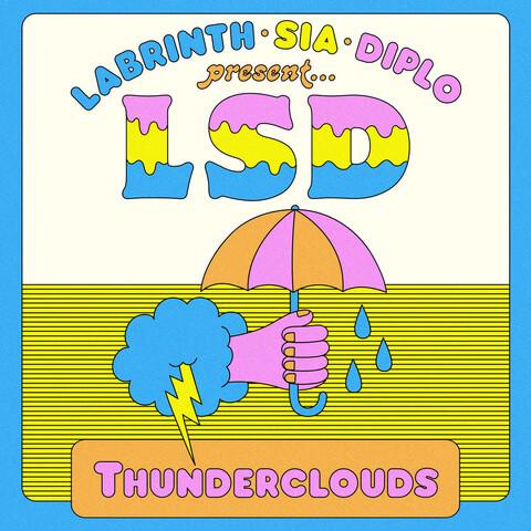 pub Samsung Galaxy Note9 - Thunderclouds de LSD