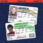 pub Calvin Klein Zalando - Fake I.D de Riton & Kah-Lo