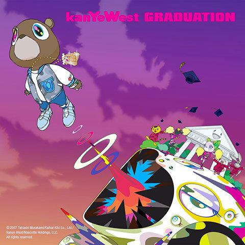 pub Dior J'adore - Gradutation de Kanye West