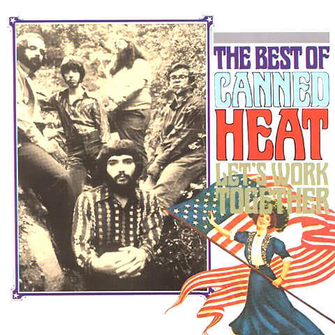 pub Amazon - Let's Work Together de Canned Heat
