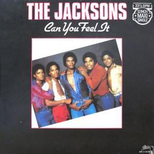 pub Amazon - Can You Feel It de The Jacksons