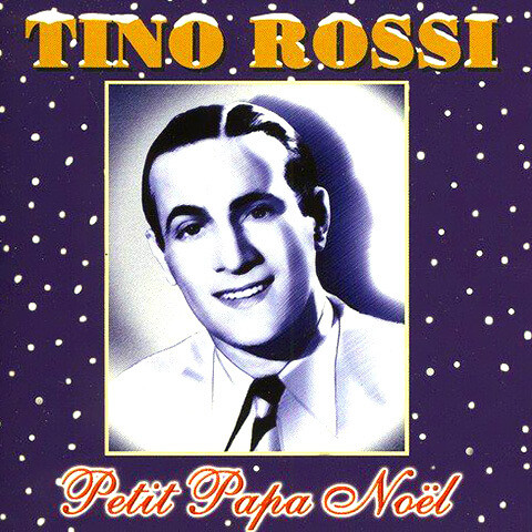 pub la Croix Rouge - Petit Papa Noël de Tino Rossi