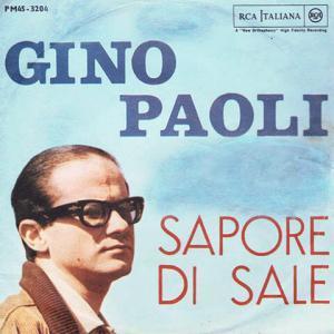 pub Costa Croisières - Sapore Di Sale de Gino Paoli