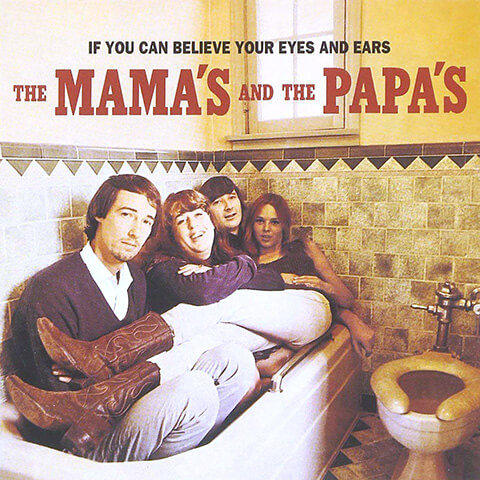 pub EDF 2019 - California Dreamin' de The Mamas & the Papas
