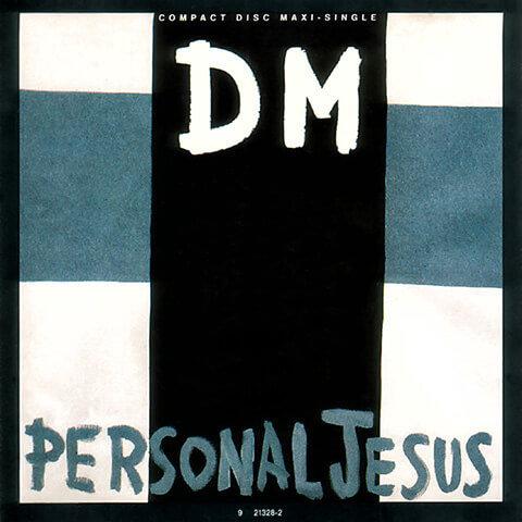 pub Peugeot - Personal Jesus de Depeche Mode