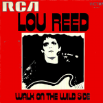pub Seat - Walk On The Wild Side de Lou Reed