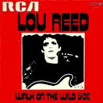 pub Seat - Walk On The Wild Side de Lou Reed