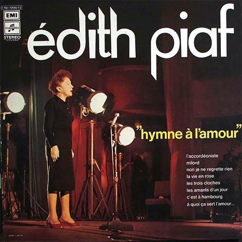 pub Lacoste - Hymne à l'amour d'Edith Piaf