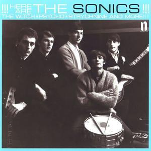 pub Azzaro - Have Love Will Travel par The Sonics