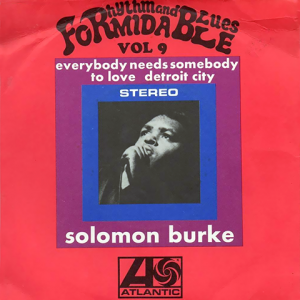 pub Amazon - Everybody Needs Somebody To Love de Solomon Burke
