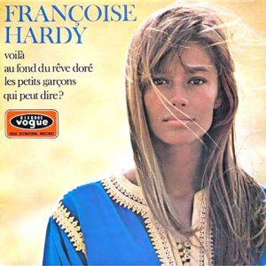 pub Carrefour - Voilà de Françoise Hardy