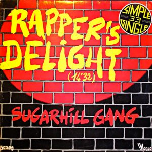 pub Paco Rabanne - Rapper's Delight de The Sugarhill Gang