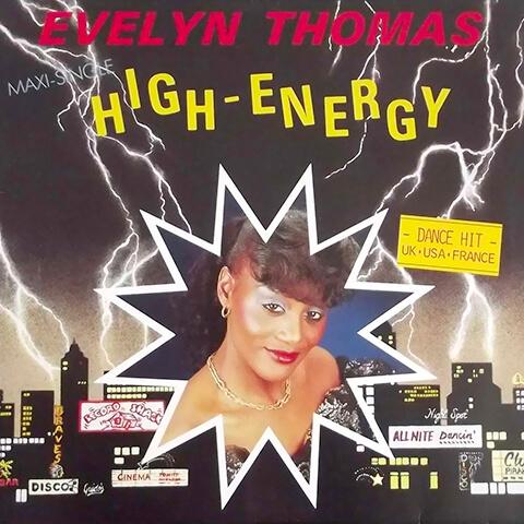 pub Malakoff Humanis - High Energy de Evelyn Thomas
