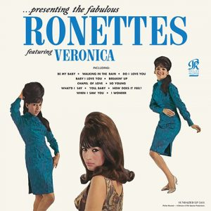 pub Kinder - Be My Baby de The Ronettes