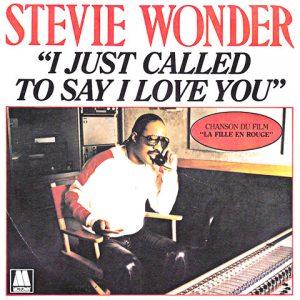 pub Peugeot - Just Called To Say I Love You de Stevie Wonder