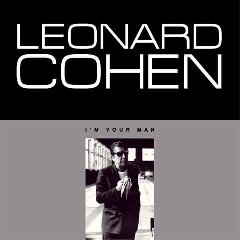 pub Dior Homme - I'm Your Man de Leonard Cohen