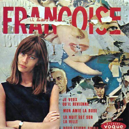 Mon Amie La Rose de Françoise Hardy